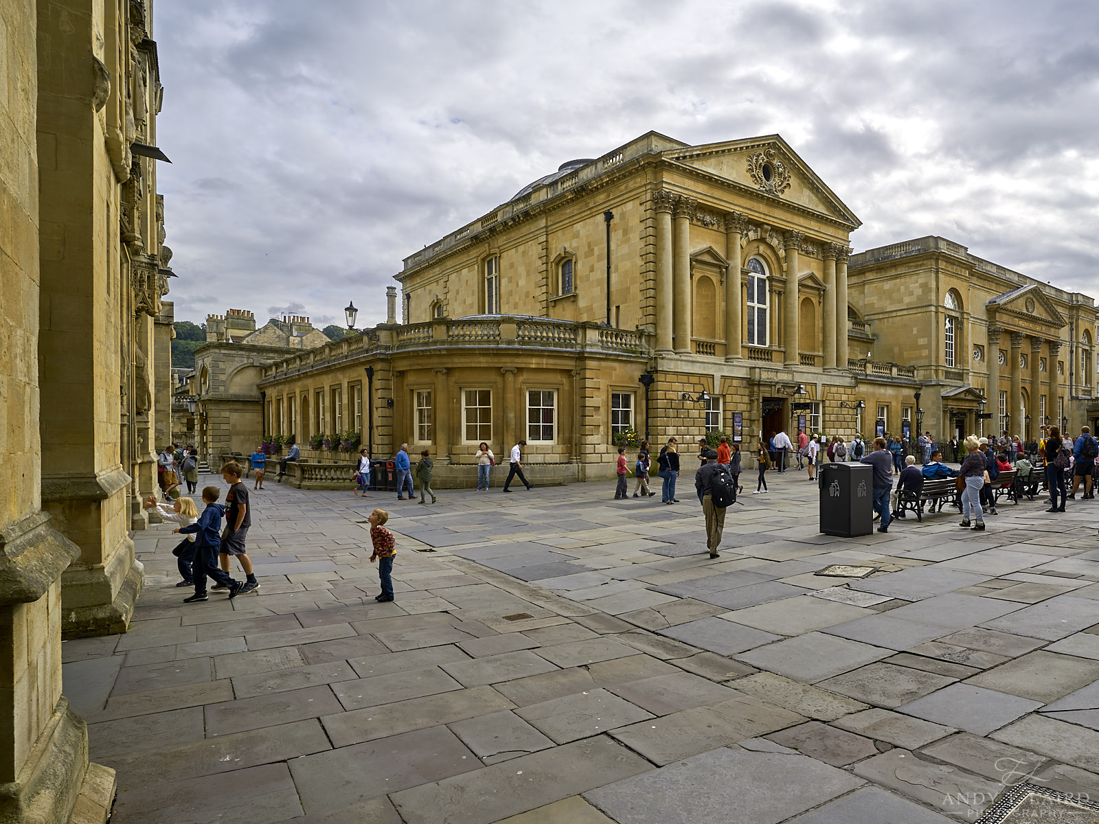 Cityscape Photography Bath City UK
